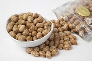 Sesame Peanuts (1 Pound Bag)