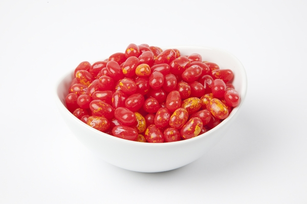 Sizzling Cinnamon Jelly Belly Jelly Beans (5 Pound Bag) - Red