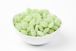 Sour Patch Apples (5 Pound Bag)