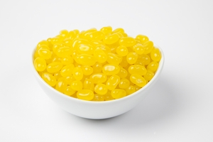 Sunkist Lemon Jelly Belly Jelly Beans (5 Pound Bag) - Yellow