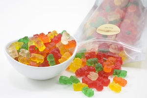 The Original Haribo Gold Gummy Bears (1 Pound Bag)
