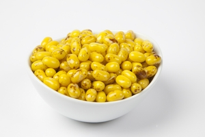 Top Banana Jelly Beans (5 Pound Bag) - Yellow
