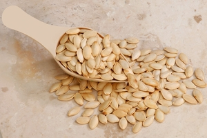 Unsalted In Shell Pumpkin Seeds (10 Pound Case)