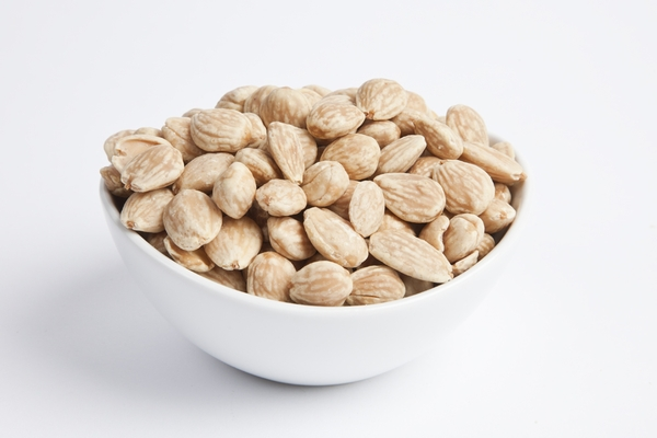 Unsalted Marcona Almonds (10 Pound Case)