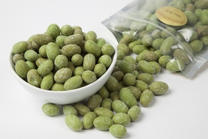 Wasabi Peanuts (1 Pound Bag)