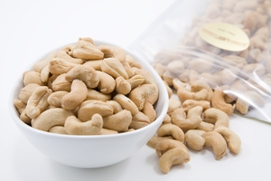 Whole Cashews (1 Pound Bag)