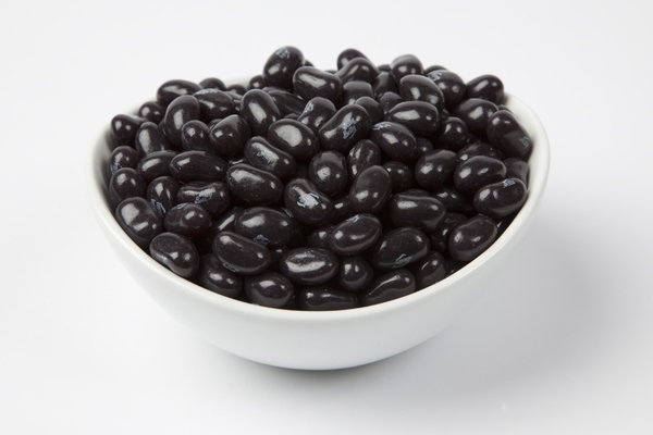 Wild Blackberry Jelly Belly Jelly Beans (5 Pound Bag) - Purple