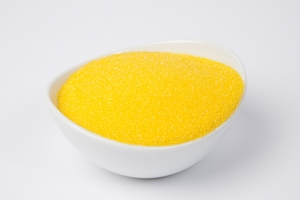Yellow Sanding Sugar (10 Pound Case)