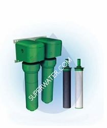 037070-2640 Oasis EZ-Turn Double Stage Water Filtration System