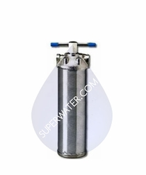 156017-02 / Pentek ST-1 Steel Water Filter Housing