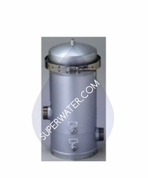 156026-02 / Pentek ST-BC-8 Stainless Steel Filter Housing