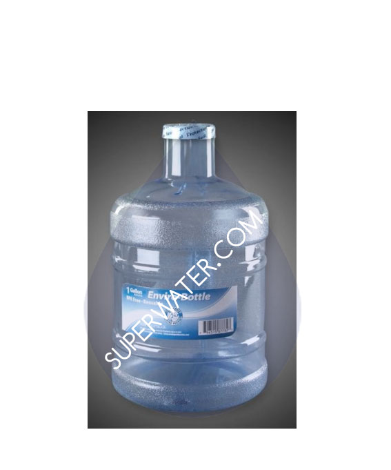 25af50fc9b New Wave Enviro 1 Gallon Round BpA Free Bulk Water Bottle