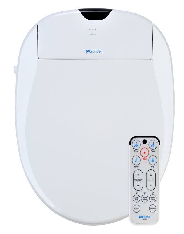 Brondell Swash S1000 Ew 599 Free Ship W Coupon Bidet Seat