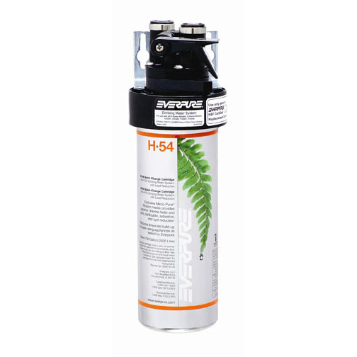 Ev9252 67 everpure h 54 drinking filtration system for Everpure water purification system