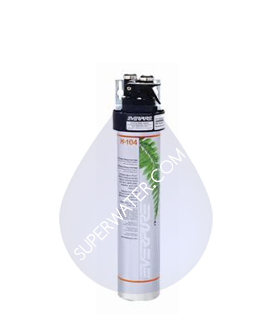 Ev9262 71 free ship h 104 water filtration system for Pentair everpure water filter