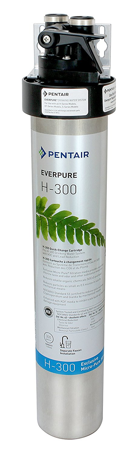 Ev9270 76 226 h 300 in box authorized water filter for Pentair everpure water filter
