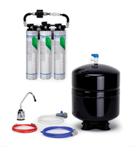 Ev9273 76 everpure reverse osmosis system rom iii for Everpure reverse osmosis