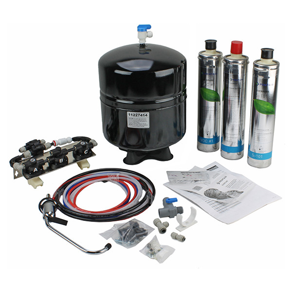 Ev9273 76 only 589 free ship pentair everpure ro system for Everpure reverse osmosis