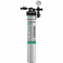 EV9275-01 Pentair Everpure QC71 Single-MC� Water Filtration System # EV927501