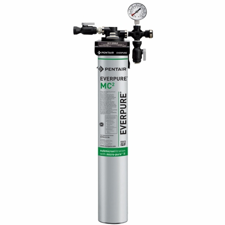 EV9275-01 Pentair Everpure QC71 Single-MC² Water Filtration System # EV927501