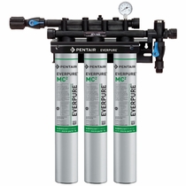 EV9275-03 Pentair Everpure QC71 Triple-MC� Water Filtration System # EV927503