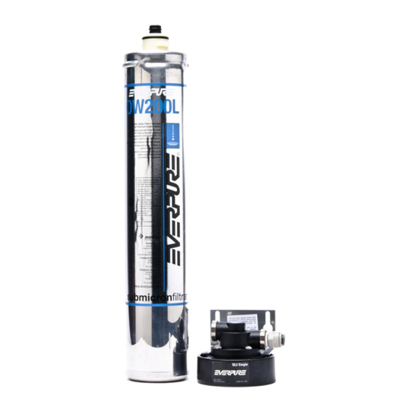 Ev9275 70 pentair everpure ql2 ow200l water filtration for Pentair water filters
