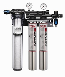 EV9327-12 Pentair Everpure Coldrink-2 7CLM Chloramine Reduction Water Filtration System # EV932712