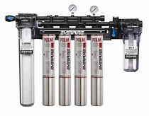 EV9329-54 Pentair Everpure High Flow HF CSR 7CLM Quad Water Filtration System # EV932954