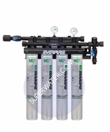 Ev9337 11 689 free ship pentair everpure high flow qc71 for Pentair water filtration