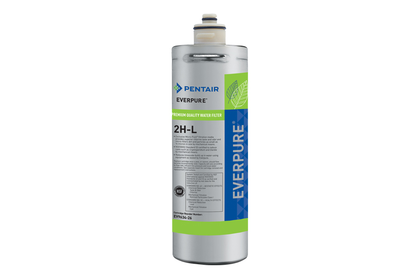 Ev9634 26 only 50 free ship pentair everpure 2h l filter for Pentair water filter