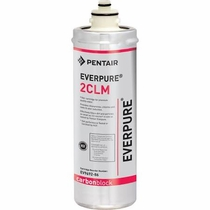 EV9692-86 Pentair Everpure 2CLM Water Filter Cartridge # EV969286