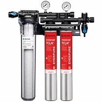 EV9771-22 Pentair Everpure Coldrink 2-7CLM+ Chloramine Reduction Water Filtration System # EV977122