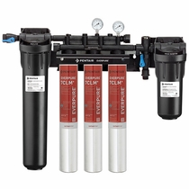 EV9771-33 Pentair Everpure High Flow HF CSR 7CLM+ Triple Water Filtration System # EV977133