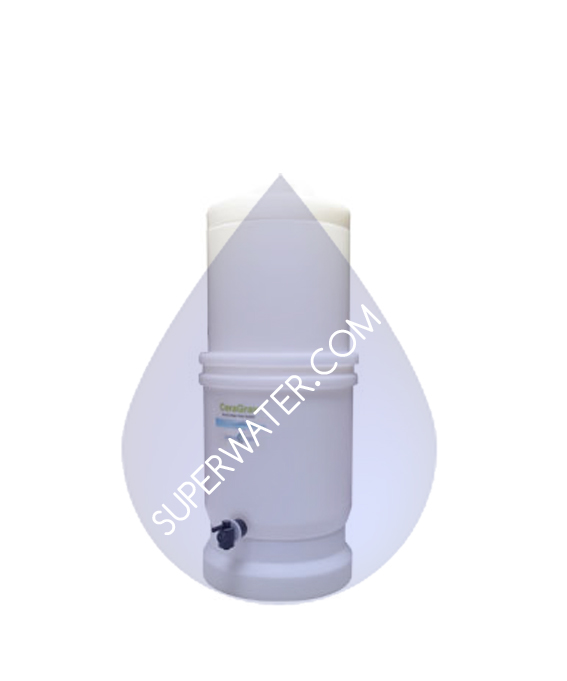 Lp 5 Aquacera Ceragrav Lp 5 Gravity Ceramic Water Filter