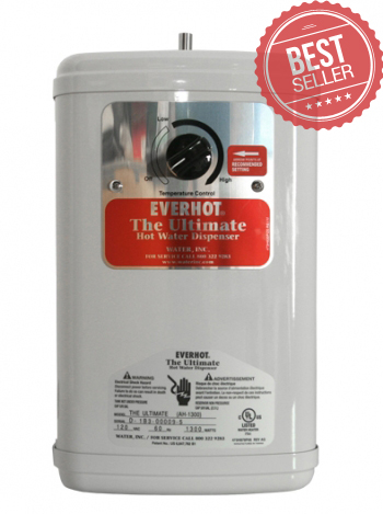 EverHot (LVH TANK) Under Sink Instant Hot Water System Only   No