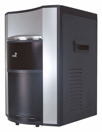 "Oasis ONYX ""SALE"" Hot 'N Cold Countertop Water Cooler # POU1CCTHS"
