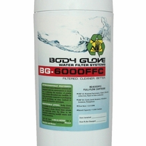 WI-BG6000FFC Body Glove Water Filter Replacement Cartridge # BG6000FFC