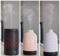 Sonic Oil Diffusers and Fragrance Oils