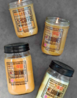 Pantry Jar Candles