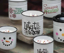 15% off Festive Large Canister