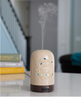 NEW - Sonic Oil Diffuser Home Sweet Home