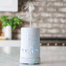 Sonic Oil Diffuser Mind, Body Soul