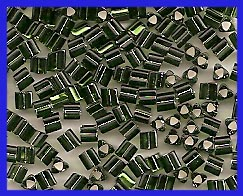 11-37 Silver Lined Olivine