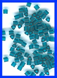 11-7BDF Transparent Frosted Teal