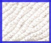 12 Strands Color Lined White