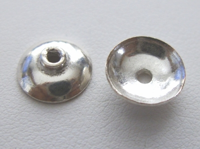 12mm Shallow Bead Cap
