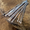 "3"" Head Pin - 22ga: 50 Pieces or 24ga .999 silver over copper core"