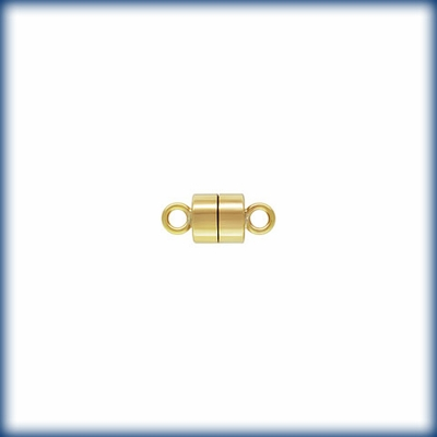 4.5mm Magnetic Clasp Gold Filled 5001513GF 2 pieces