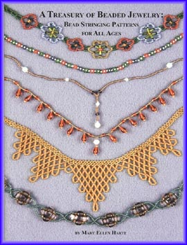 A Treasury of Beaded Jewelry: Bead Stringing Patterns for All Ages