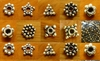 Beads - Antique Gold -bonded over copper core You save$